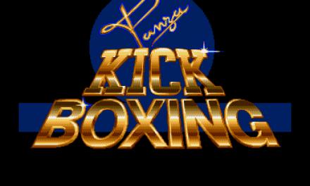 le Kick-boxing,  par Alparslan