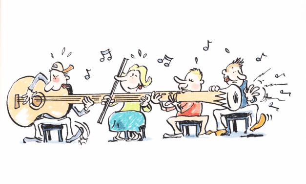 Spectacle EMJB (Ecole de musique du Jura bernois)