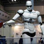 La future vie avec les robots