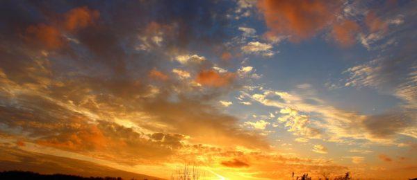 ciel coloré