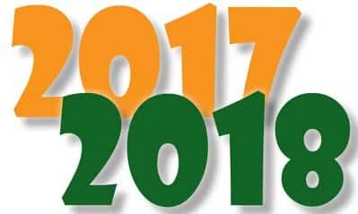 EER / EPR: organisation de l'année 2017-2018