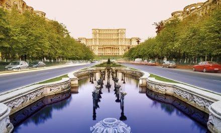Bucarest, la capitale de Roumanie