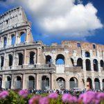 Latin: amphithéâtres, mode féminine et tactique militaire