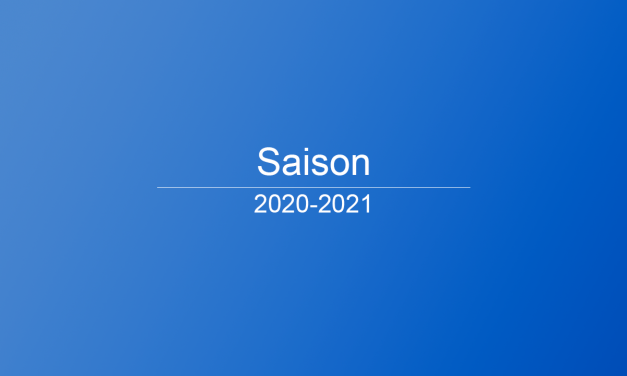 ESR: horaires 2020 – 2021